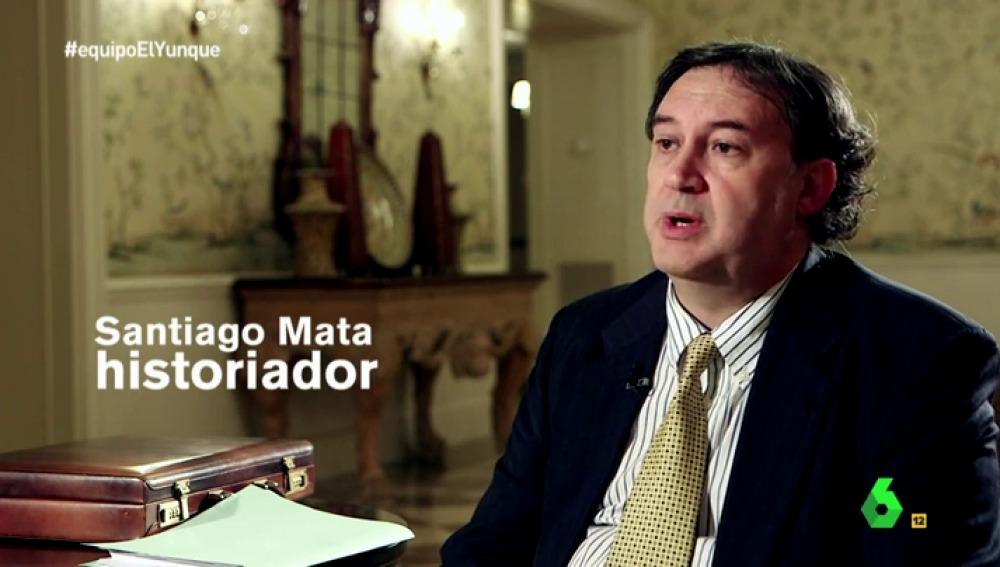 Santiago Mata: El Yunque siempre tendrá necesidad de engañar a la Jerarquía